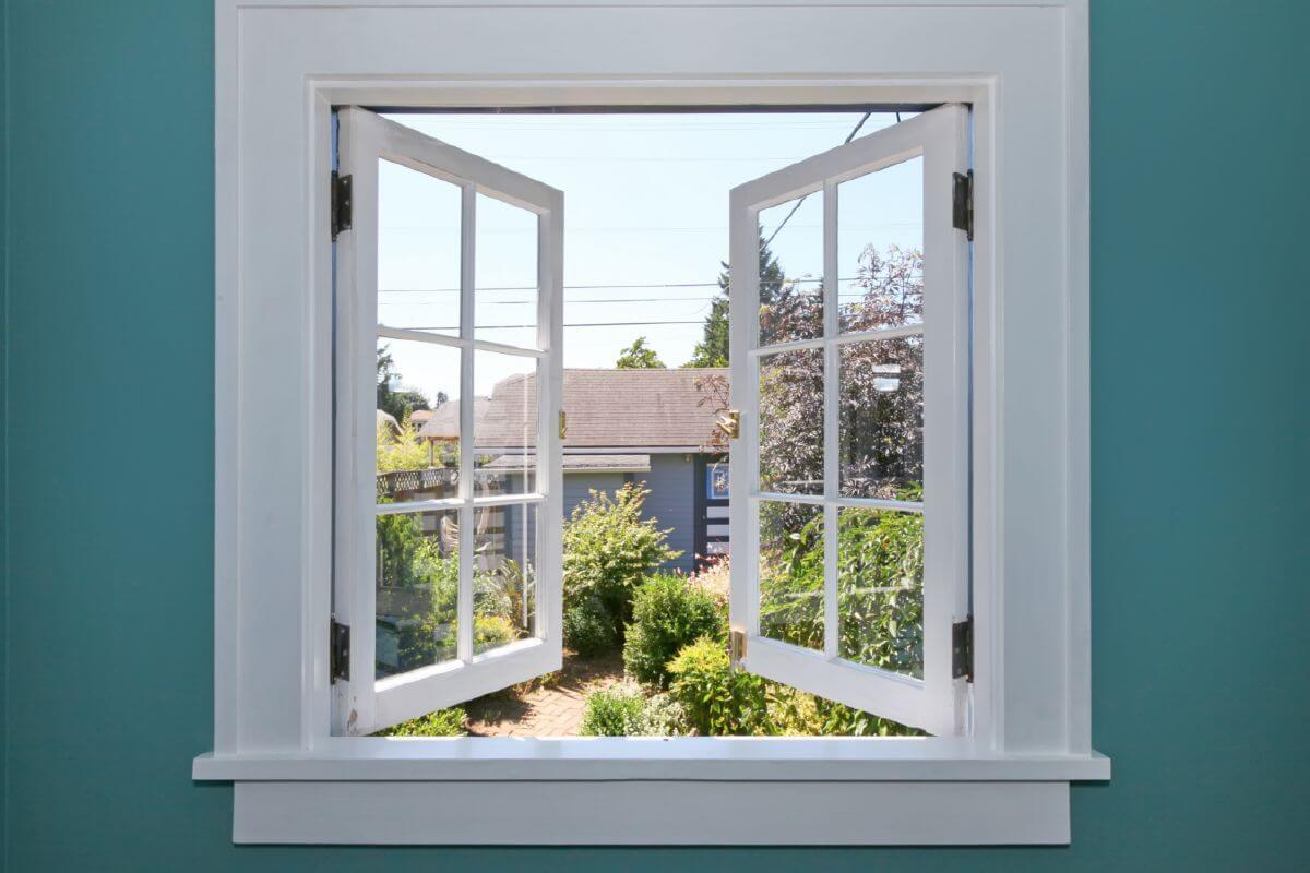 Aluminium Window Casement Wiltshire