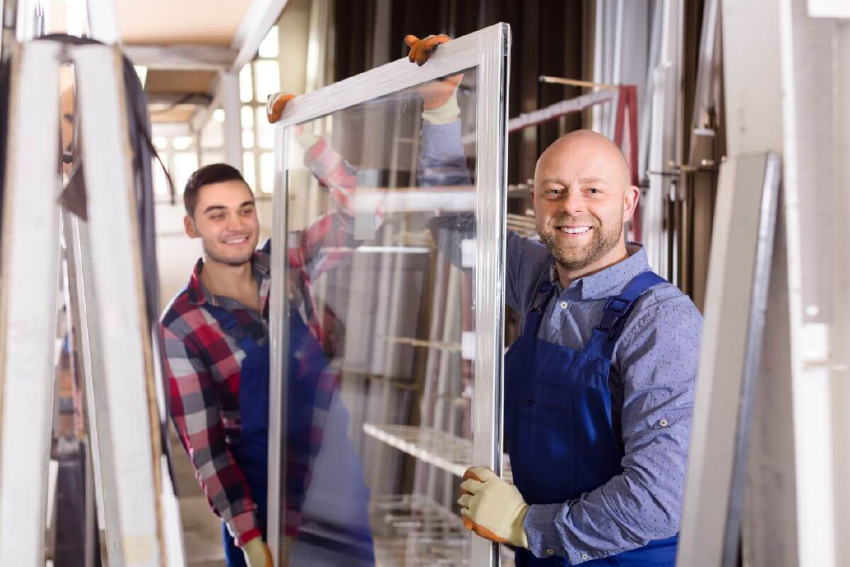 Aluminium Window Repairs Wiltshire